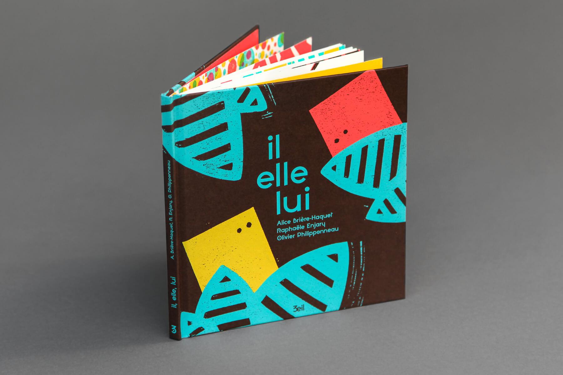 Éditions 3œil . livres jeunesse
