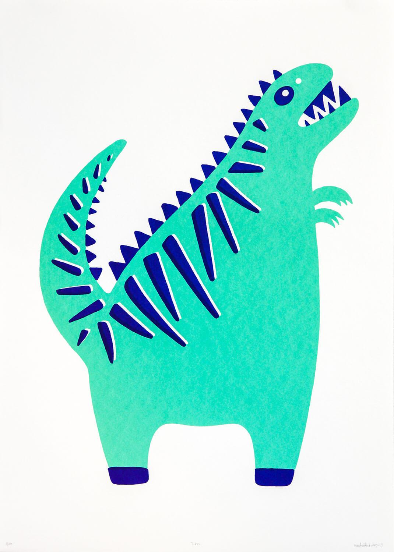 site_amimots-serigraphie_t-rex