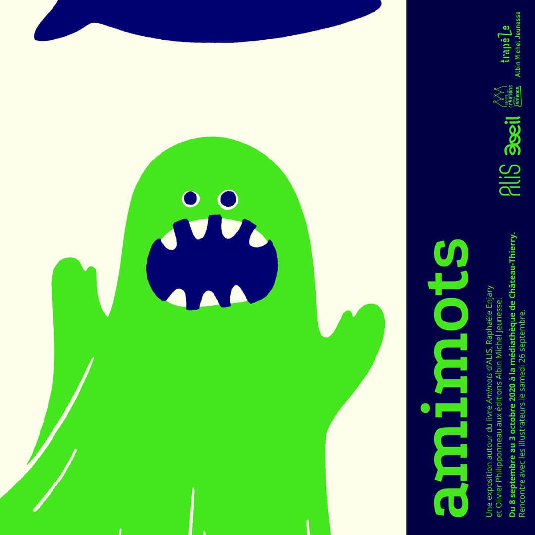 exposition livre jeunesse amimots albin michel