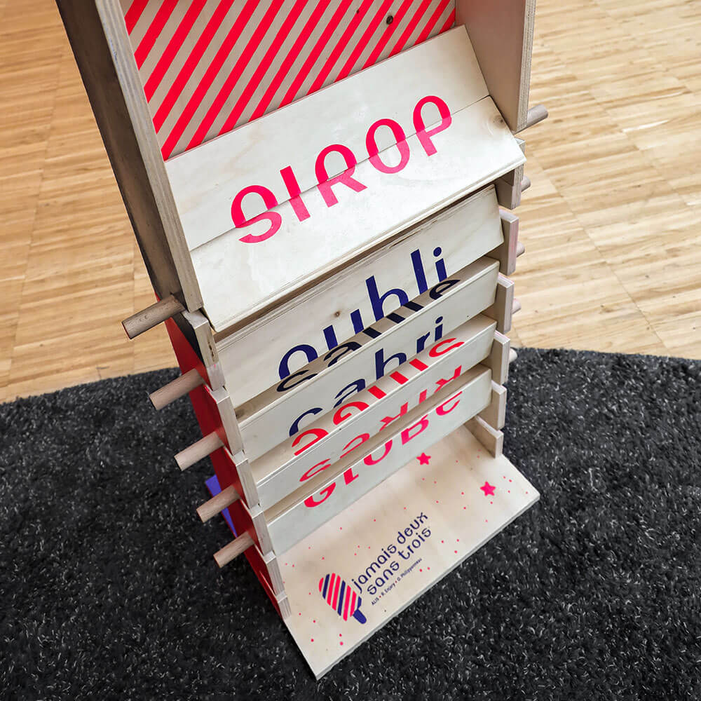 exposition livre amimots jeu artiste