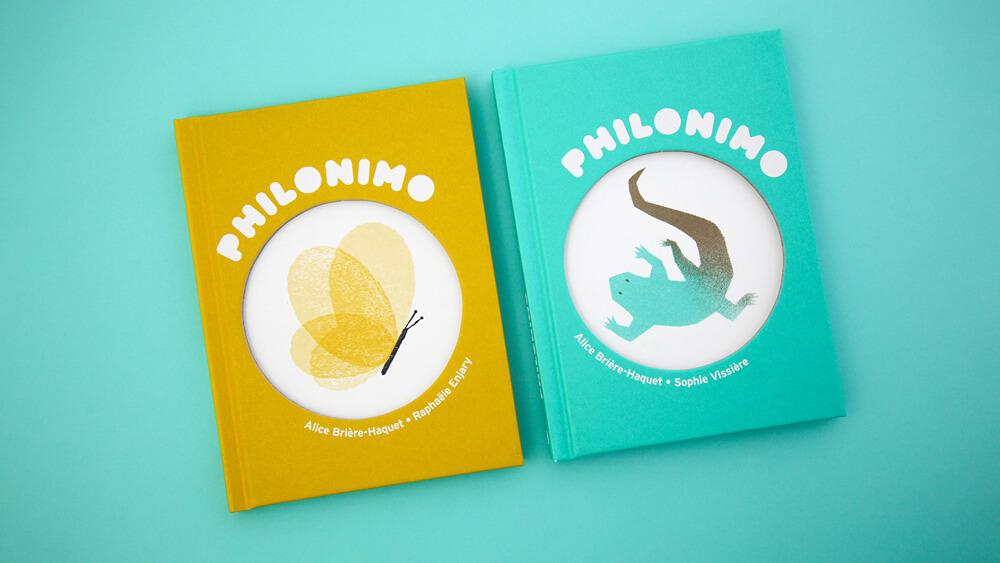 lancement livres jeunesse Philonimo avec les illustratrices Raphaële Enjary et Sophie Vissière