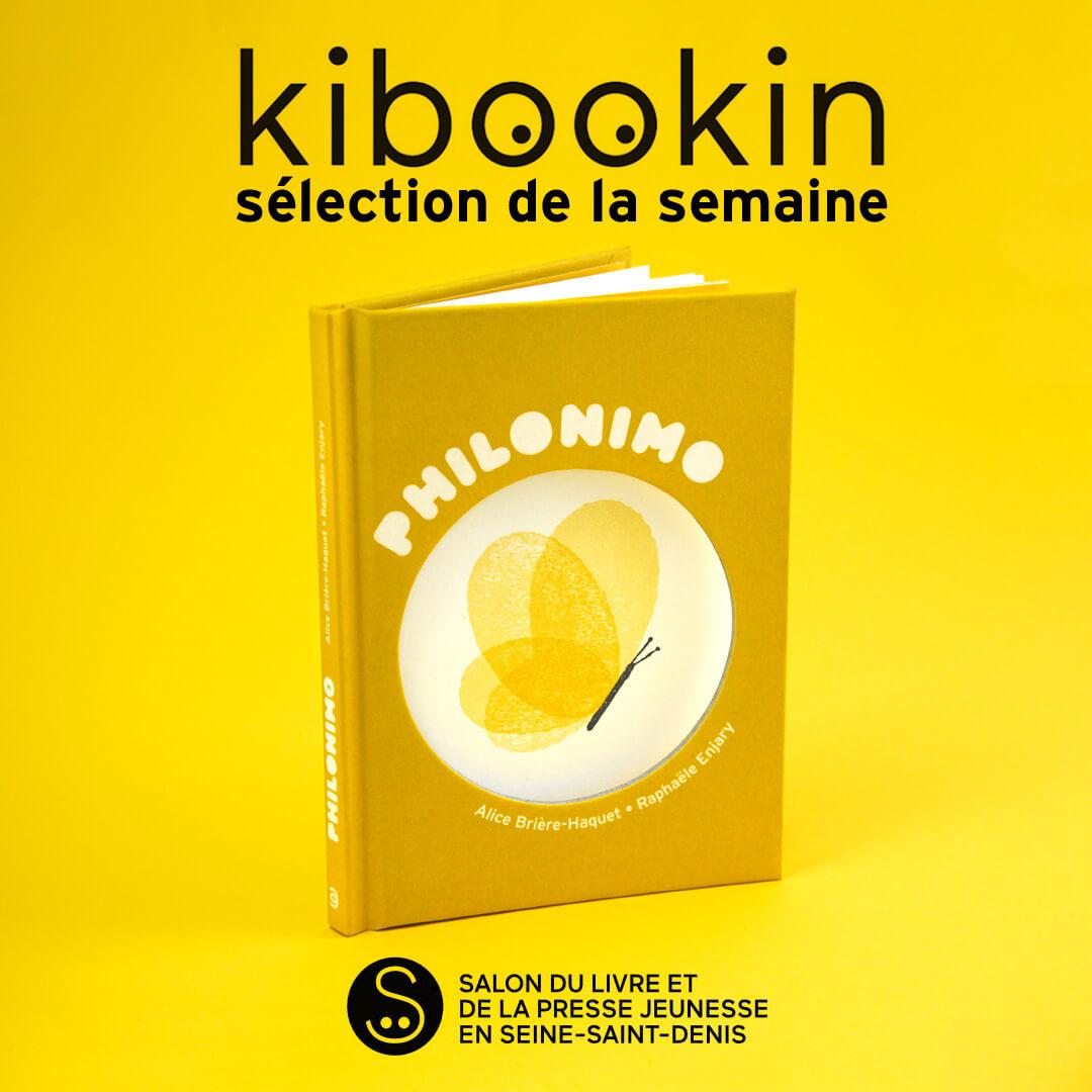 sélection kibookin Montreuil Philonimo